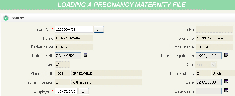 4_ssspf_loading_pregnancy_maternity_file